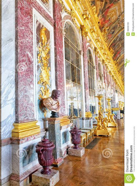 interieur du chateau de versaille ch 226 teau int 233 rieur de versailles photo stock image 39006720