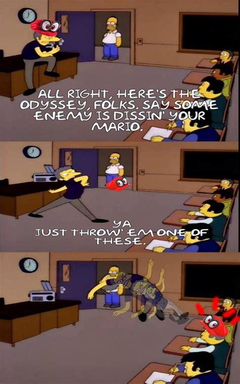 Super Mario Odyssey Memes - moe rio meme and nintendo