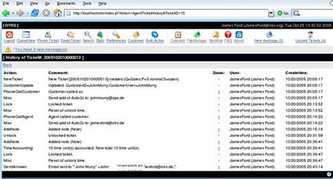 open source help desk ticket system ticket system