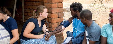 graduate certificate  global public health nursing