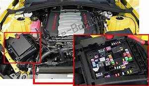 Chevy Camaro Fuse Box Diagram