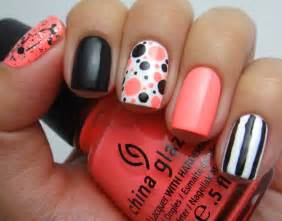 Creative nail designs hairstyles fashion and beauty