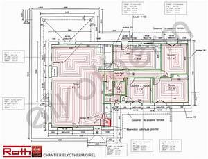 Pompe A Chaleur Chauffage Au Sol : plancher chauffant rafra ssant basse temp rature pcrbt ~ Premium-room.com Idées de Décoration