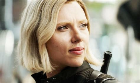 Avengers Black Widow Movie Scarlett Johansson Record Pay