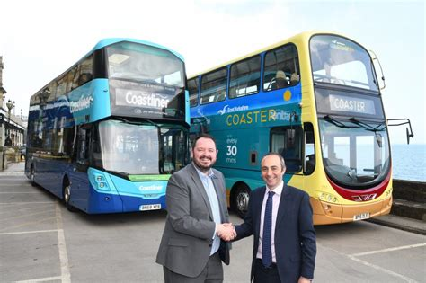 New through tickets with East Yorkshire and Coastliner ...