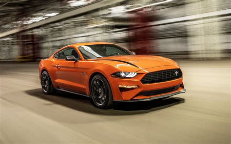 ford mustang ecoboost high performance raises