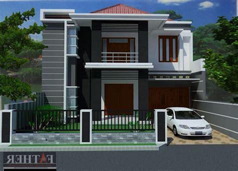 rumah minimalis   lantai