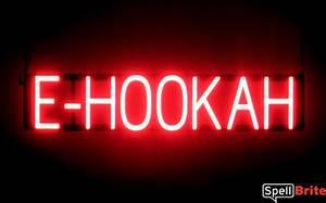 E HOOKAH Signs