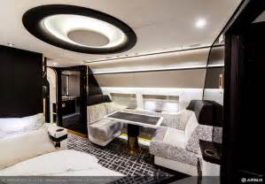 Airbus Luxury Private Jets Interior