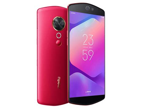 Meitu T9 front camera review
