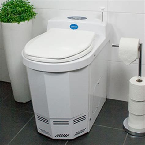 separett 8000 incinerating toilet no waste low power use environmentally safe diy install