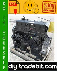 Cummins Ism    Qsm11 Series Engines Troubleshooting And