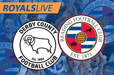 Recap: Derby County FC 1 Reading FC 2 - Berkshire Live