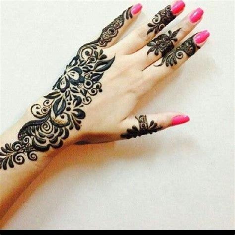 latest simple arabic mehndi designs  eid fashionglint