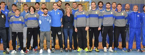 The italy women's national handball team (italian: News - Italienische Handball-Nationalmannschaft in der ...