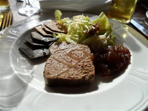 chicken liver pate starter picture of chevin country park hotel spa otley tripadvisor