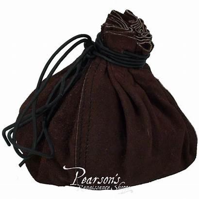 Round Bag Medieval Pouches Pouch Renaissance Sporran