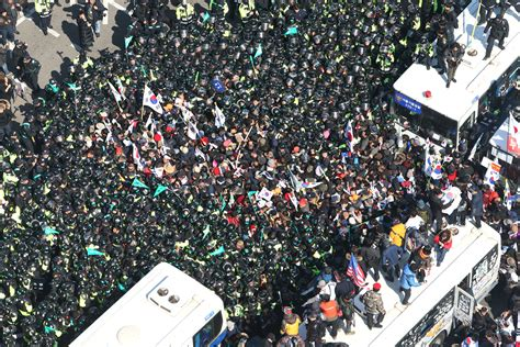 Korea News by Deaths In Protests After South Korean President Removed