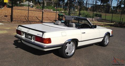50s ls for sale mercedes benz convertible 500sl r107
