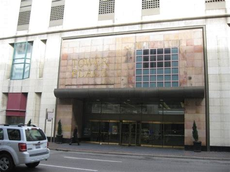 mabley place  tower place mall cincinnati ohio