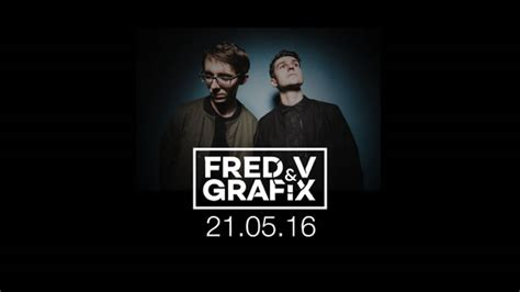 Listen To Fred V & Grafix Essential Mix
