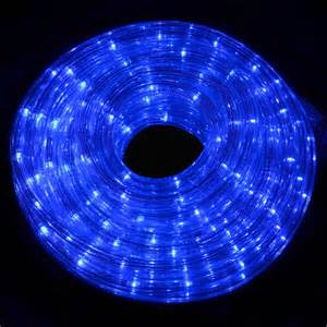 6m superbright blue led chasing christmas party rope lights brand new ebay