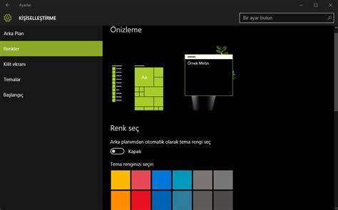 vntg 4 pc 39 s windows 10 renk düzenini değiştirin