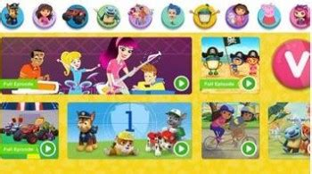nickelodeon launches new nickjr site page 415546 808 | nik website 350x195