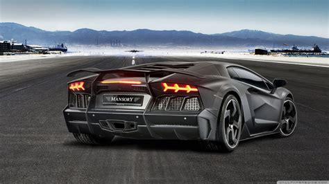 Lamborghini Aventador Lp700 4 Supercar Rear 4k Hd Desktop