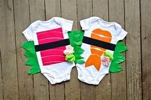 Kostüm Baby Selber Machen : kreative faschingskost me suschi baby kost m selber machen fasching pinterest kost m baby ~ Frokenaadalensverden.com Haus und Dekorationen