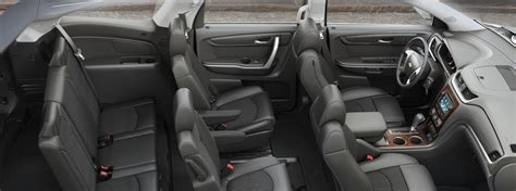 chevrolet traverse seats  materials gm authority