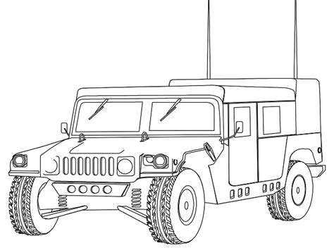 military hummer drawing image gallery humvee drawing