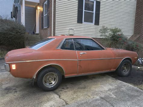 Cars For Sale In St by 1972 Toyota Celica St For Sale