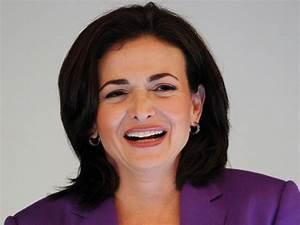 Sheryl Sandberg- The Woman Behind Facebook's Operations