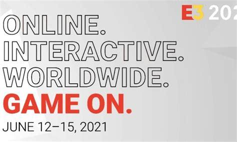 Se anuncia el calendario del E3 2021: se revela la ...