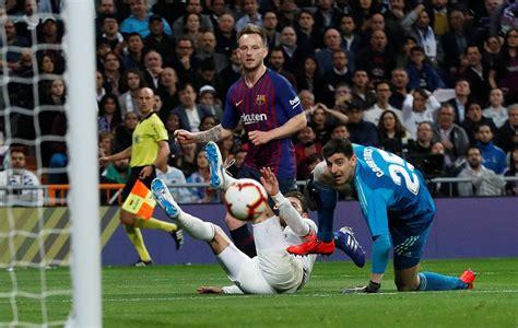 Real Madrid 0-1 Barcelona result, El Clasico 2019 report ...