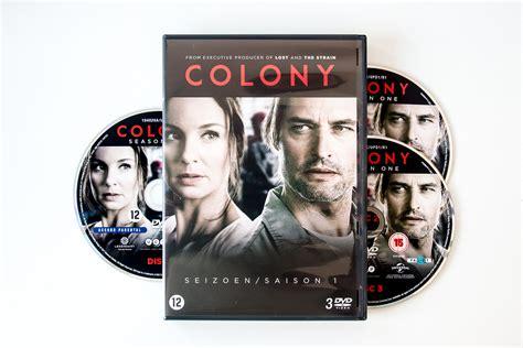 review colony seizoen  dvd entertnl