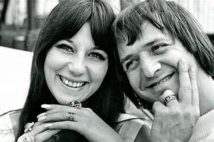 Julian Wasser Sonny And Cher 1964 Photograph For Sale