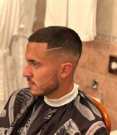 eden hazard haircut  world hairstyle