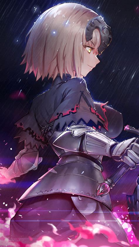 fate grand order anime iphone   pixel
