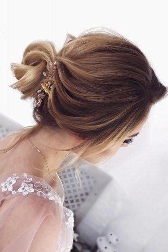 30 wedding bun hairstyles page 2 of 11 wedding forward