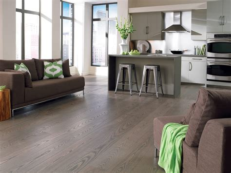solid wood flooring kitchen ash solid wood floors in a trendsetting kitchen 5609