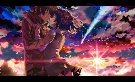 Anime Your Name Kimi No Na Wa Link 2016 Random Thoughts Kimi No Na Wa Your Name Image 2037771 Zerochan
