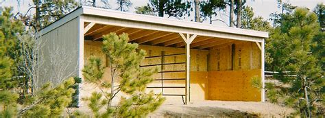 Loafing Shed Kits Colorado by Colorado Barns Loafing Sheds Colorado Barns Falcon