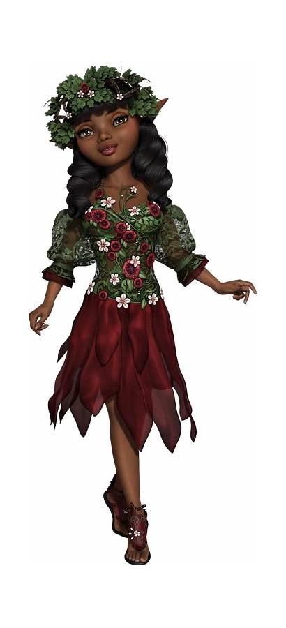Elf Elven Fantasy Pixabay Young Woman