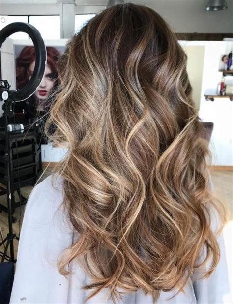 Hair Coloring For Brunettes by 35 Balayage Hair Color Ideas For Brunettes In 2019 The