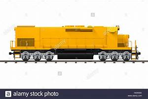 Yellow Freight Train Stock Photo, Royalty Free Image ...