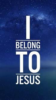 I Belong to Jesus Scripture