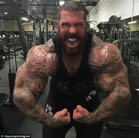 ronnie coleman supplement rich piana who admits taking steroids since he was a
