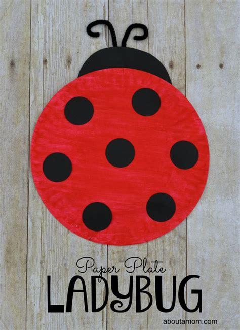 fun  easy ladybug craft  kids    easy
